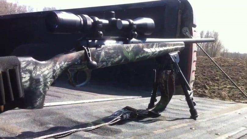 The Savage Edge XP (.243 Winchester)