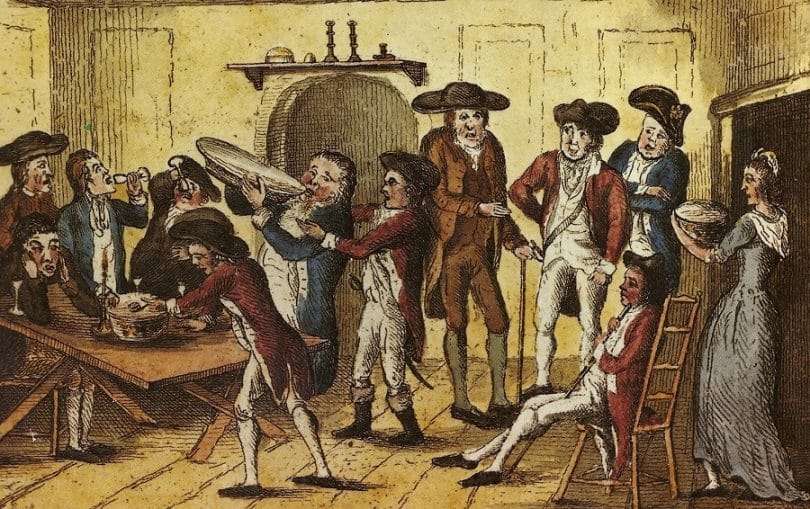 The history of rum
