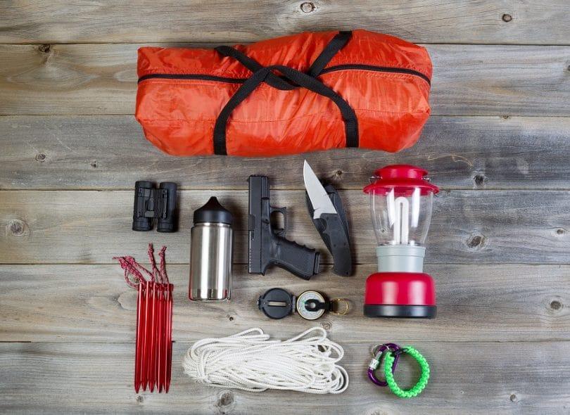 Tools for bushcrafting