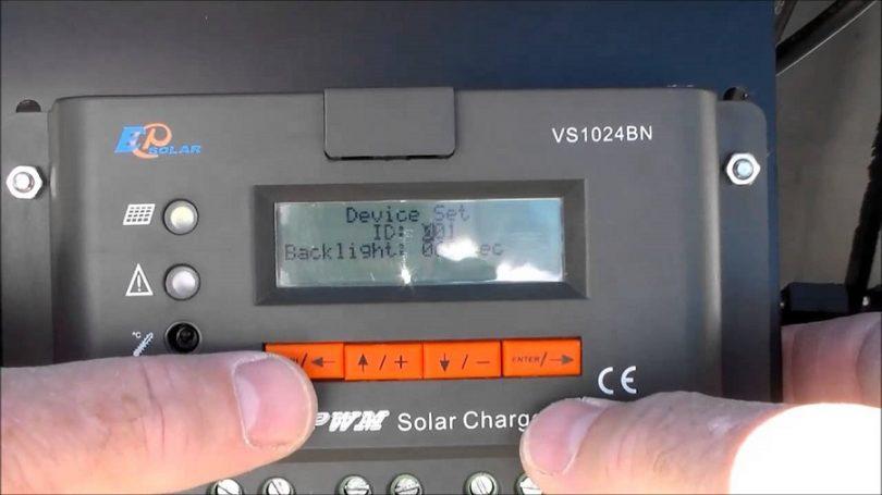 100 Watts 12V Monocrystalline Solar Suitcase