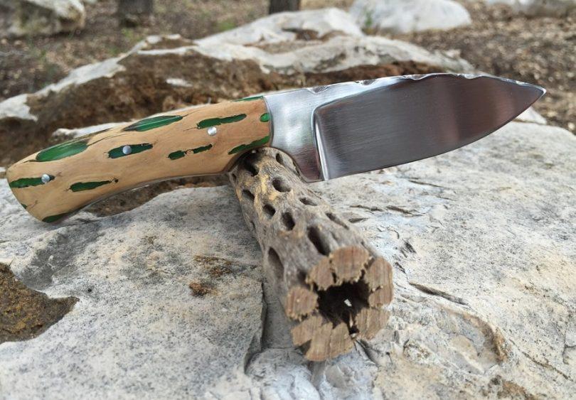154CM Stainless Steel for knife balde