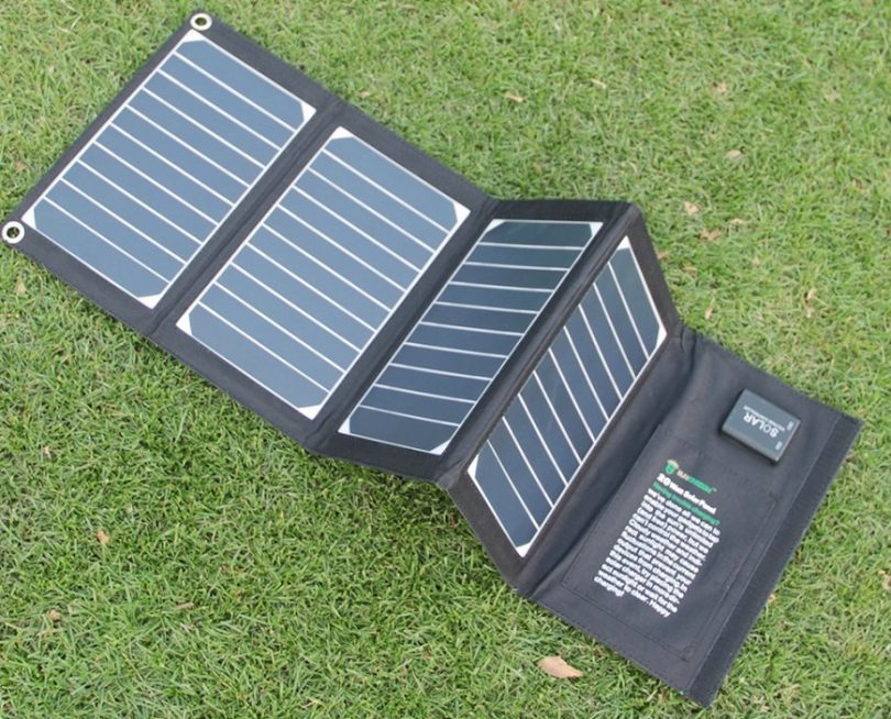 20 Watt Portable Solar Panel by SunKingdom