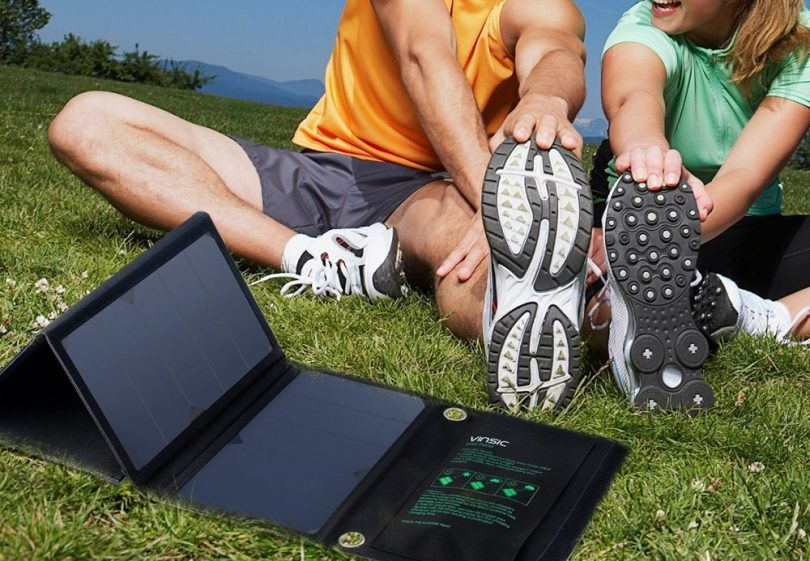 22 Watt Foldable and Portable Solar Panel