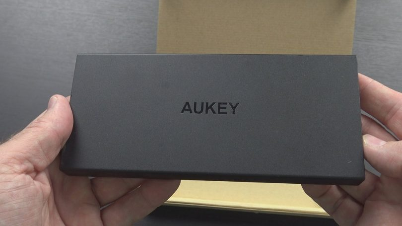 Aukey Quick Charge 2.0 Portable External Battery Fast Charger