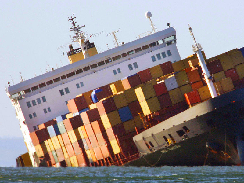 Baltic Dry Index hitting record low