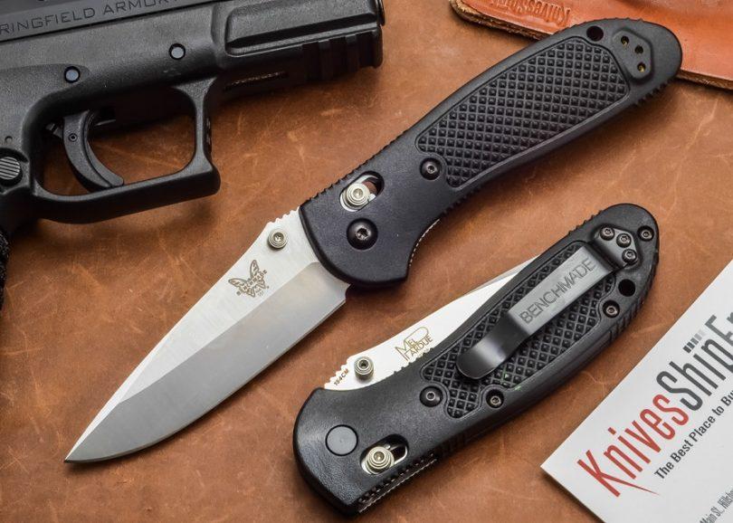 Benchmade Griptilian Knife