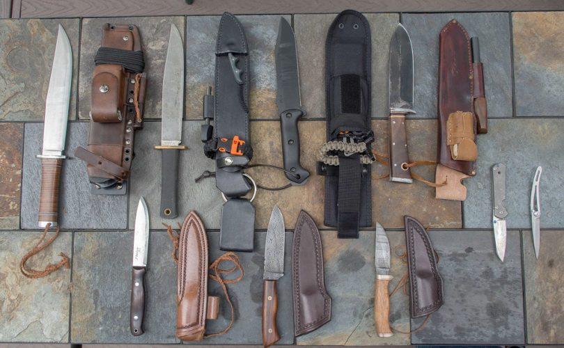 Best Bushcraft Knife Types Of Blade Material Amp What To