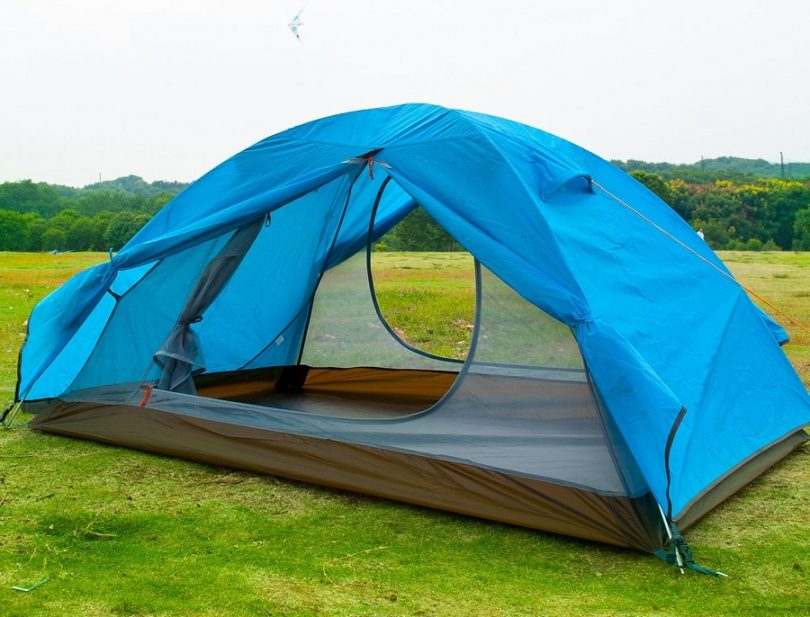 Camp Solutions-2 Person Tent