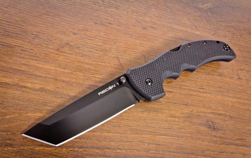 Cold Steel 27TLT Recon I Tanto Point