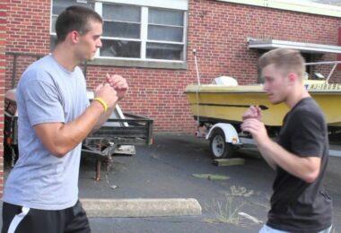 Combat hand to hand