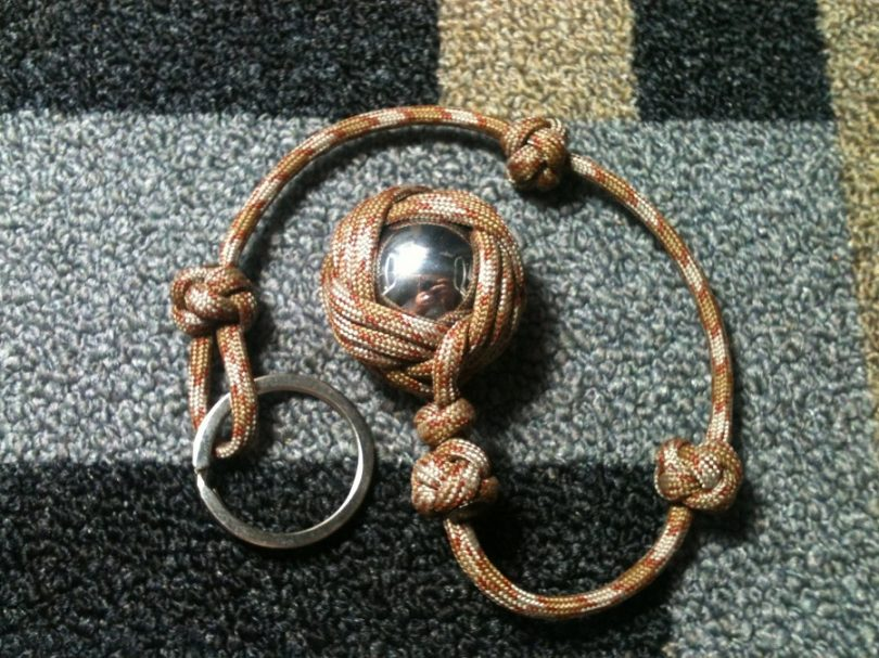 Cool Paracord Monkey Fist