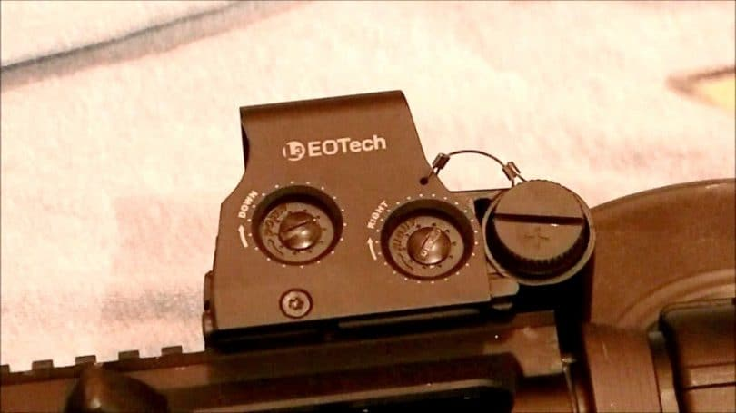 Eotech Transverse with Night Vision