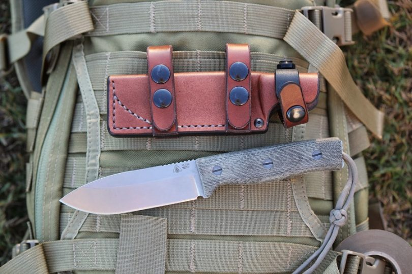 Every day carry knife