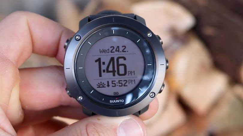 Features of hiking watches