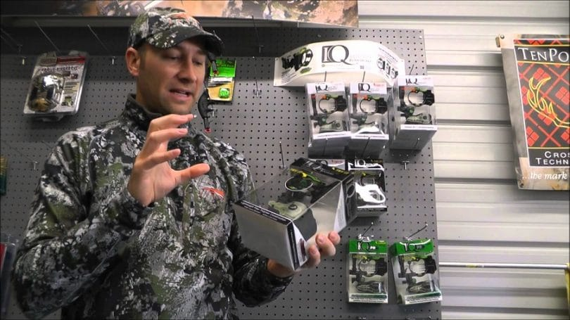 Field Logic IQ 5 Pin Archery Sight