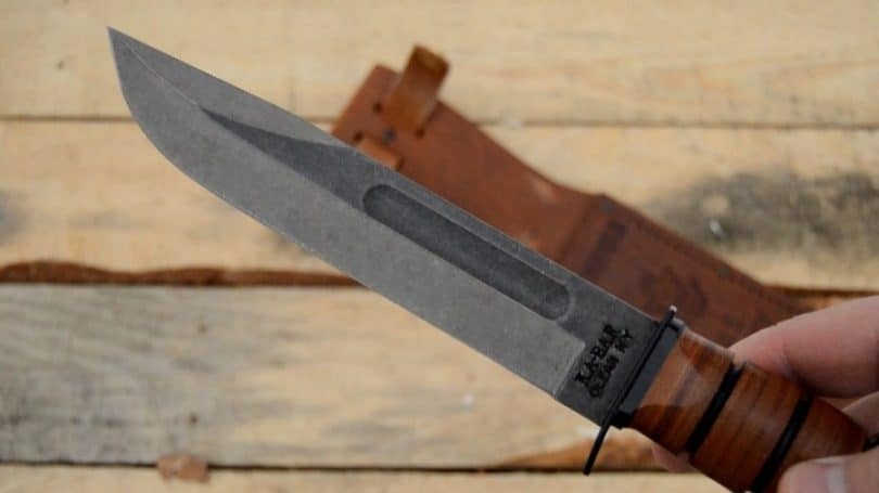 KA-BAR Marine Corps Fighting Knife