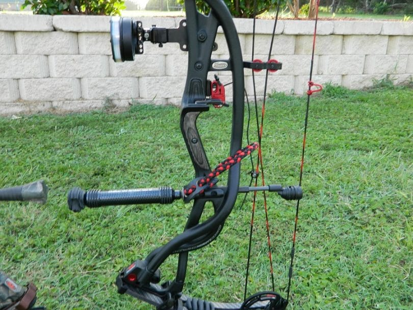 LimbSaver Wind Jammer Bow Stabilizer