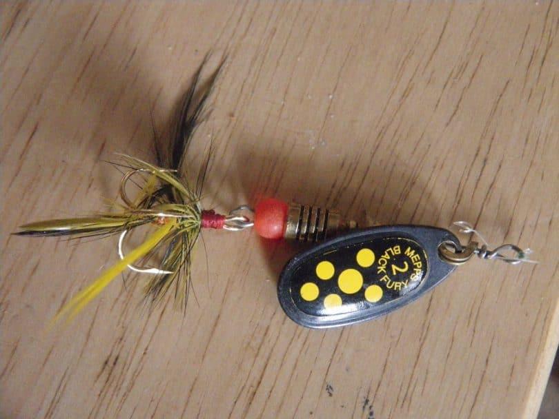 Mepps Black Fury Spinner Bait