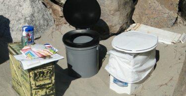 Portabile toilets