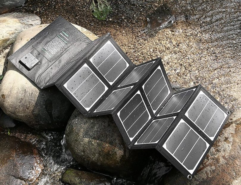 Poweradd 40W Solar Charger