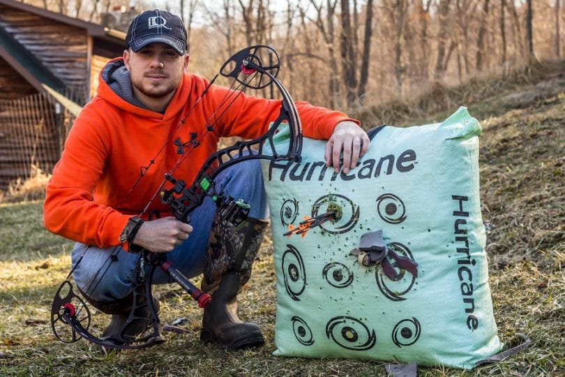 Practice with your bow sight