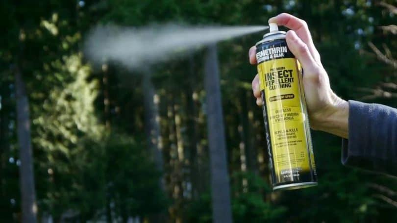 Premium Permethrin Insect Repellent