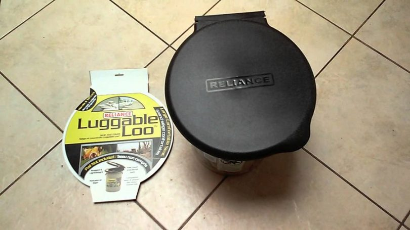Reliance Products Luggable Loo