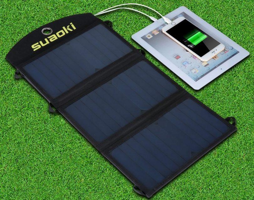 SUAOKI 20W Solar Charger