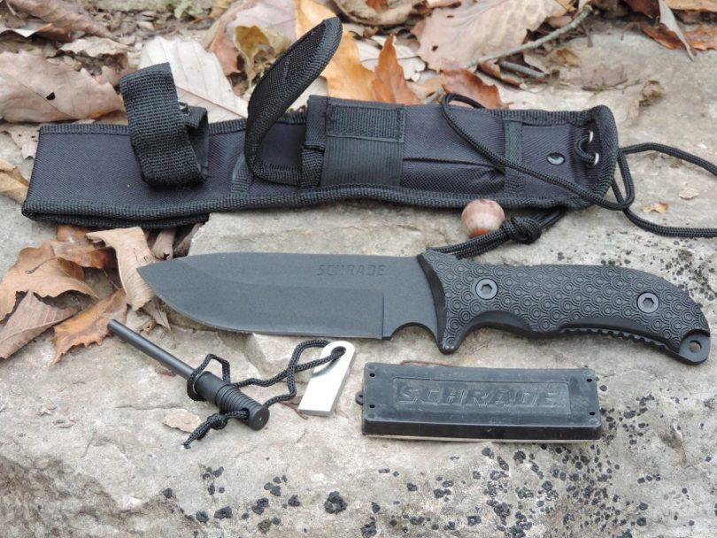 Schrade SCHF36 Frontier Full Tang Knife