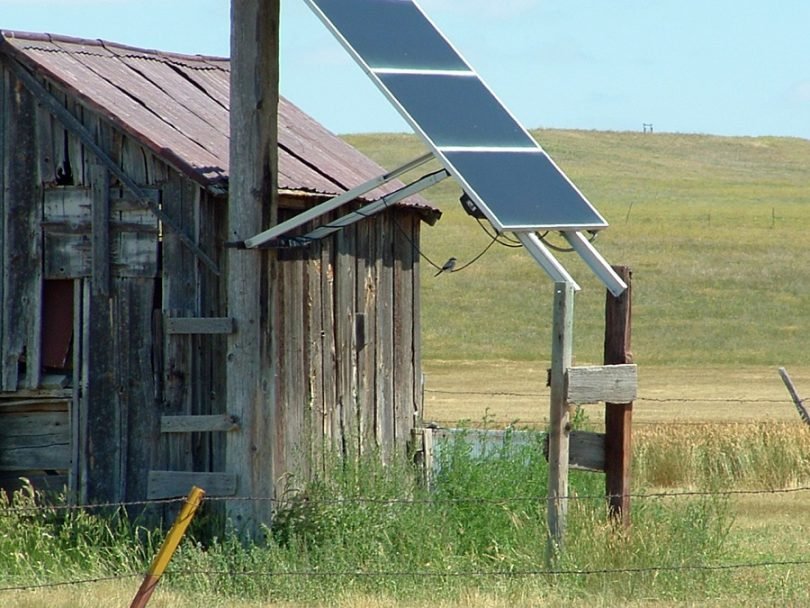 Solar-Panels in the wild