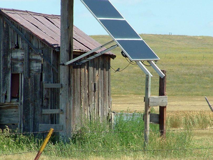 Solar-Panels in the wild