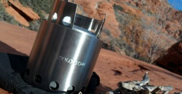Solo Stove outdoor