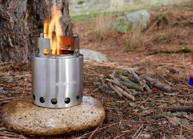 Solo-Stove fire safety