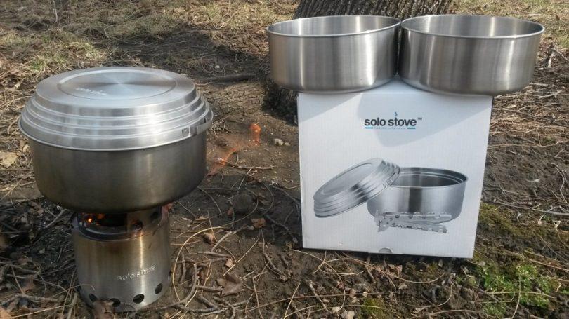 Solo stove set