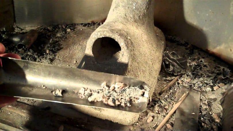 The ash box