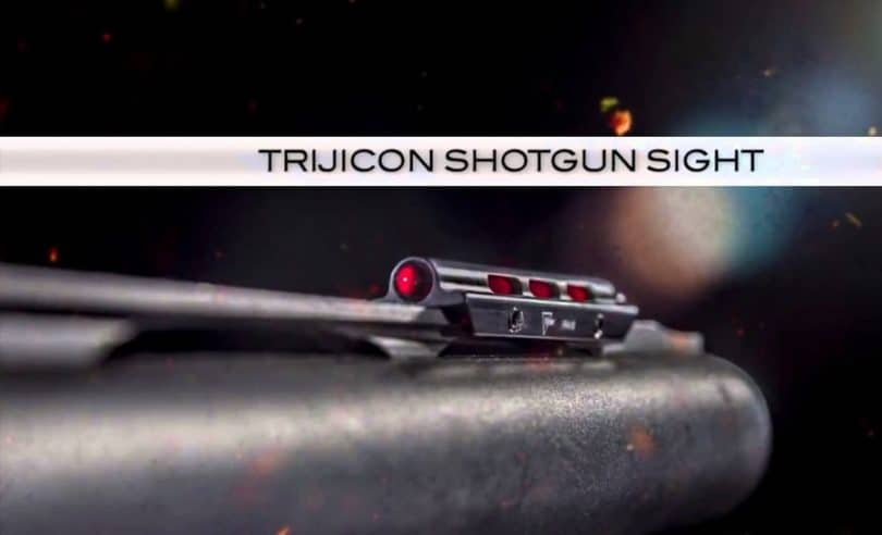 TrijiDot Shotgun Fiber Optic Bead Sight