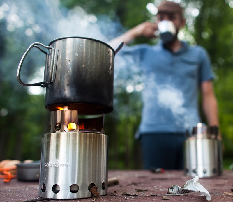 Uses for solo stoves