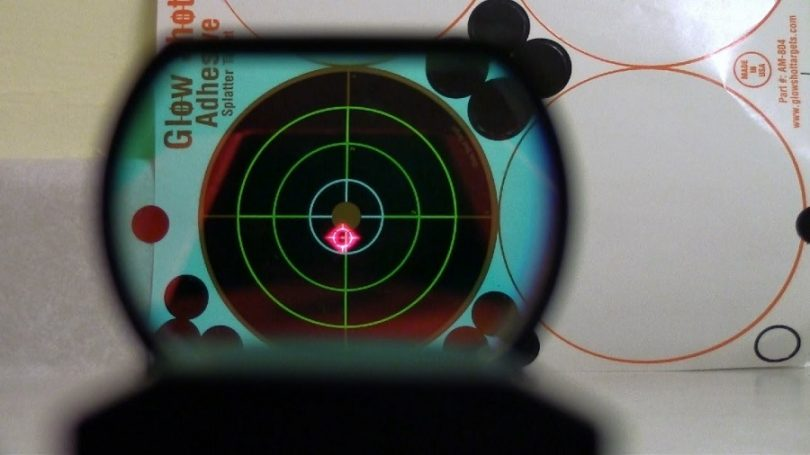 VITE Green and Red Dot Sight
