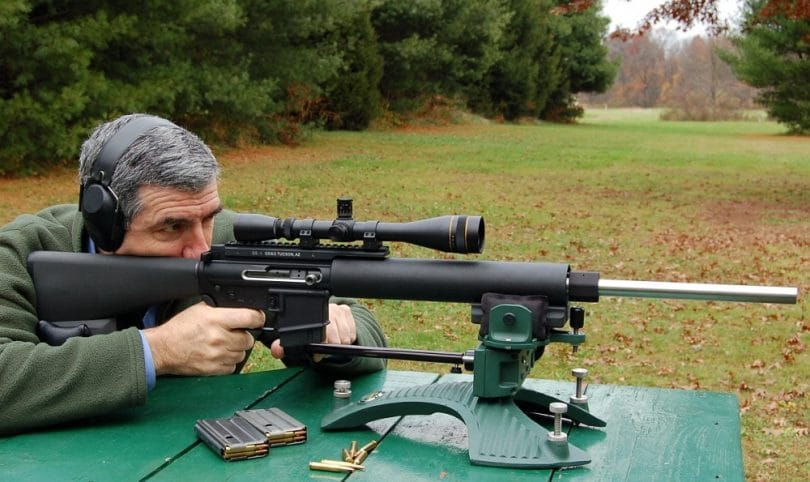 Varmint rifle accessories
