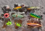 Walleye lures