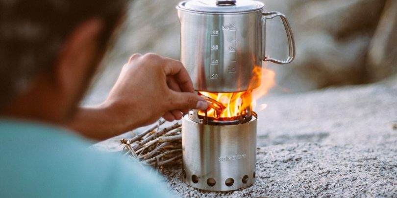 this is a solo stove