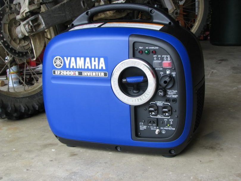 Yamaha EF2000iS