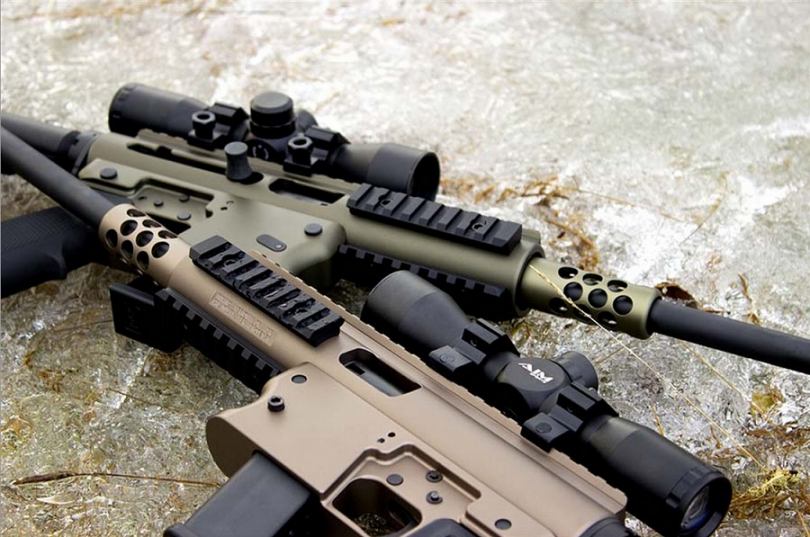 ASR rifles