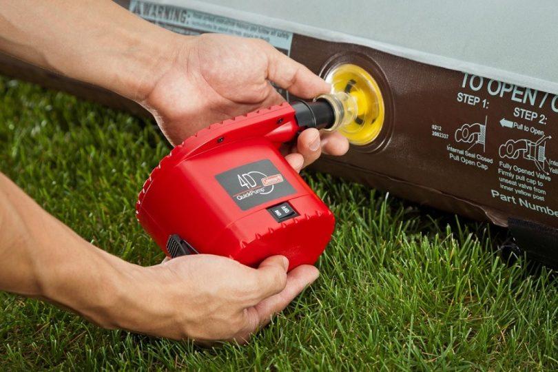 Air-Pump for Air-Mattress