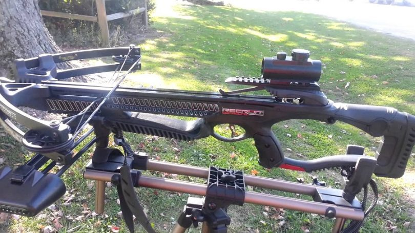 Barnett Recruit Compound Crossbow