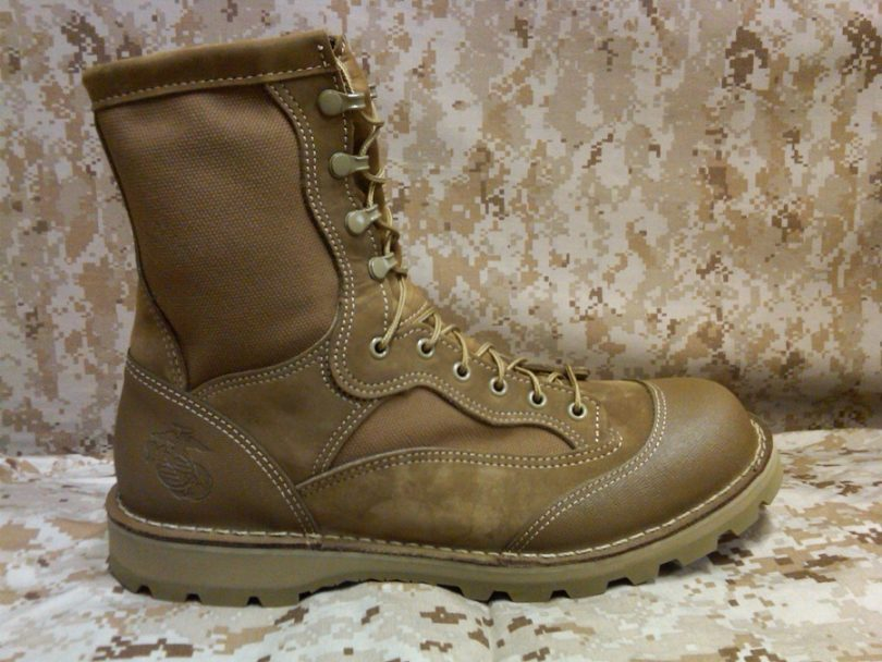 Bates USMC Rugged All-Terrain Hot Weather Boots