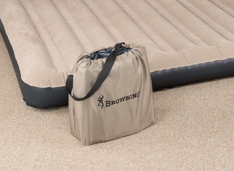 Browning Camping 7635014 Rechargeable Air Bed
