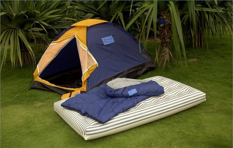 Best Camping Air Mattress Ensuring You A Comfortable