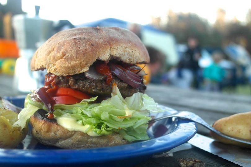 Camping Burgers