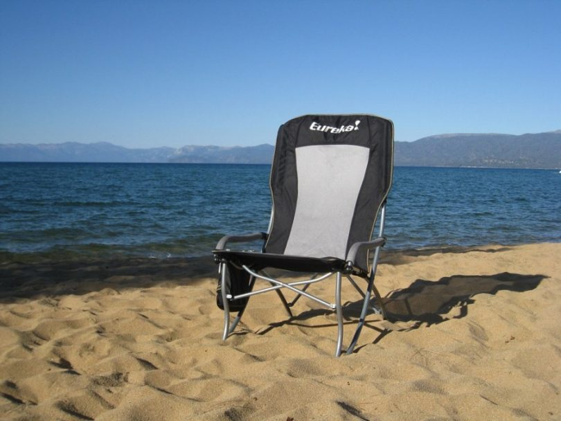 Camping chair for comfort and beach lovers